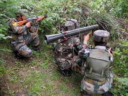 Army search party came under militant attack in South Kashmir