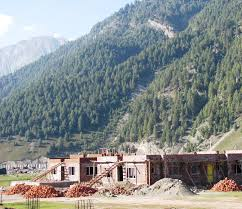 PROTECTION OF ENVIRONMENT IN KASHMIR