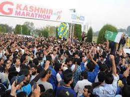 Youth Didn't Eve-Tease Any Participant at 'Kashmir Marathon'- Hurriyat (g)