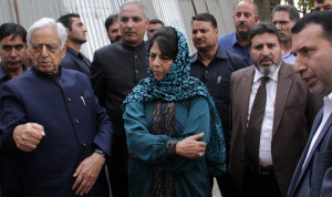 Mufti heads for Delhi to seek much-awaited Rs 1.25 lakh cr