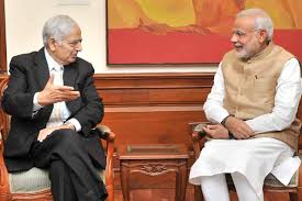 PM Modi Meets Mufti Sayeed in Delhi, to Visit Jammu and Kashmir on November 5
