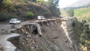 Doda-Kishtwar highway turns into death trap