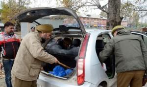 Kashmir cold to Modi's visit