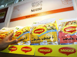Maggi samples from Valley contain lead