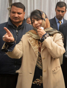 Mehbooba Mufti prepares long-term agenda of PDP