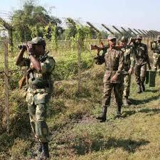 Pakistan violates truce pact in Samba sector, BSF retaliates