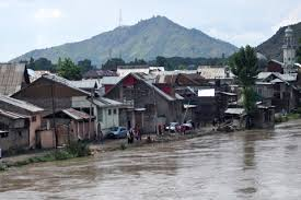 Proposal of 'mini dams' on Jhelum offshoots to avert 2014-like flood