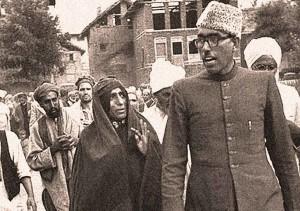 Sheikh Abdullah - A victim of betrayal