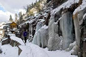 Temperatures dip in Kashmir, Pahalgam records Minus 8.5