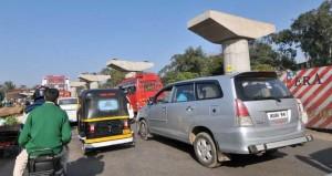 Road infrastructure crumbling, in dire need of major reboot