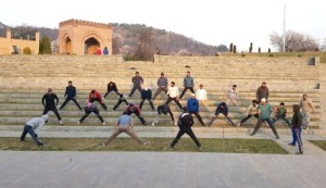 Downtown youth start 'Healthy Kashmir' initiative