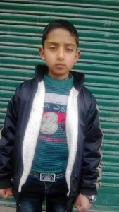 Kid from Kulgam wins gold in Olympiad