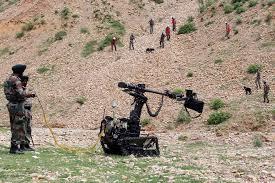 Locals protest move to establish firing range in Akhnoor