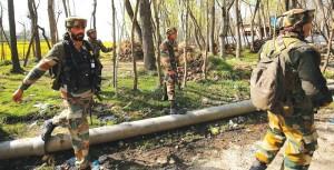 Militants escape after brief gunfight in Ganderbal