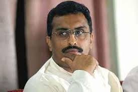 Not possible to form govt in Kashmir - Ram Madhav