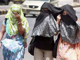 Heat wave continues in Jammu, Mercury touches 36 Degree