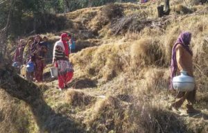 Doda reels under water crisis as reservoirs go dry