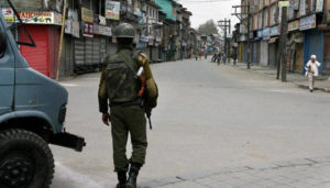 Shutdown over 'Sainik Colony' affects life in Valley