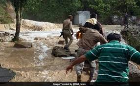 Three students swept away in Ramban flash floods