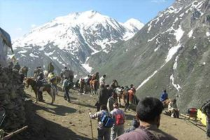 Abhinav Yatra organizers visit South Kashmir temples to mobilize people
