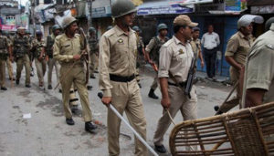 Muslims object to use of loudspeakers in Hindu temple; leads to tension in Poonch