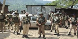 One gunman killed, Three CRPF men wounded in suspected militant attack in Udhampur