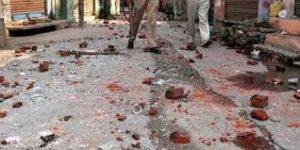 Tension in Jammu after temple vandalisation allegations