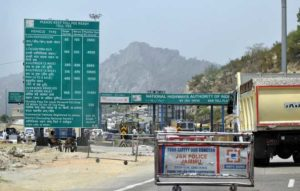 Union ministry 'exposes' MP's claims on toll exemption