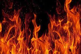 Mob sets ablaze house where Burhan wani was killed
