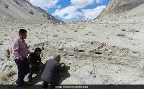 10,500 Year-old camping site found in Nubra Valley