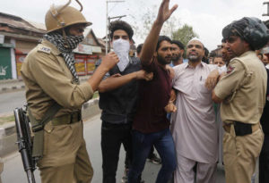 80 Additional paramilitary companies for violence Hit Kashmir Valley