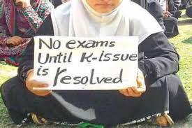 govt-slammed-for-making-exams-a-point-of-prestige