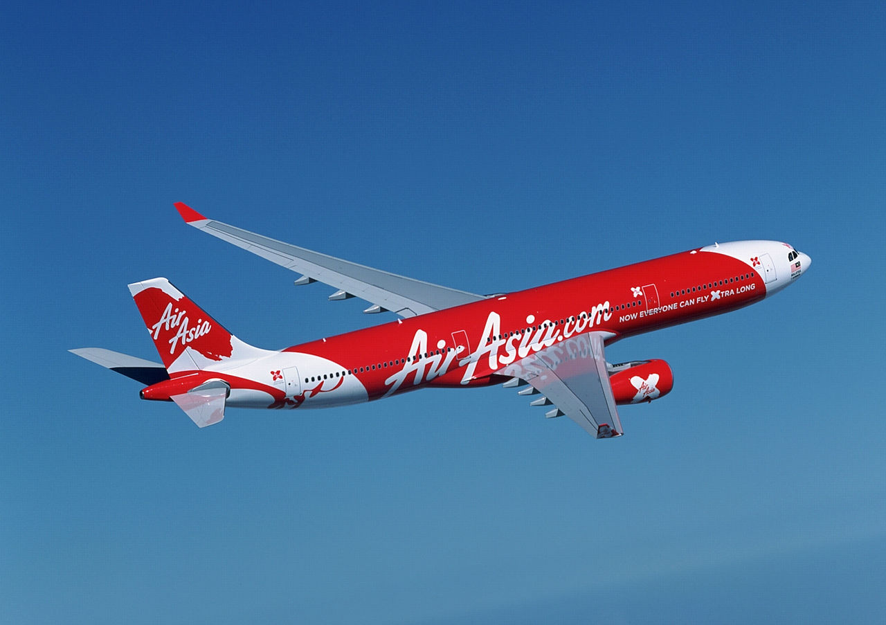 Welcome to AirAsia X