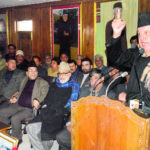 Farooq takes up for militants, says they have made a promise with God