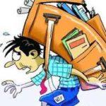 Heavy school bags burden Kashmir children: Survey