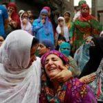 Kashmir mourns civilian killings, Woman 'died of tear gas suffocation' in Pulwama