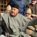 Wake up India, talk to Pakistan or lose Kashmir: Farooq Abdullah