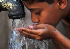 Over 40% population has no proper drinking water supply across J&K