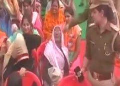 Woman forced to remove burqa at Yogi Adityanath's rally, probe ordered