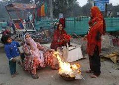 Kashmir reels under biting cold conditions, Kargil at -19 deg C