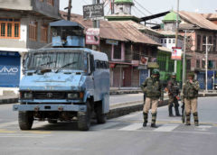 Restrictions in Srinagar to prevent Resistance called protest