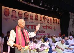 Yashwant Sinha quits BJP, says Indian democracy is in danger