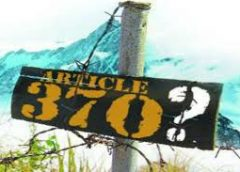 UN resolutions will be automatically applicable in J&K if Article 370 is abrogated: Experts