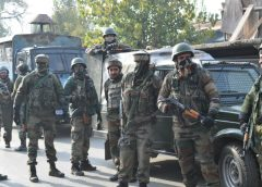 7 Rebels,​ Minor boy killed during four gunfights across Kashmir in last 24 hours