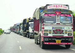 Highway Ban: Admin urged to find ways for tackle yatra traffic woes