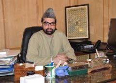 Ready to resist any move to revoke Article 35A: Mirwaiz Umar Farooq