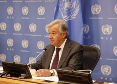 UN Chief urged India and Pakistan to move in a positive direction for the settlement of Kashmir Issue