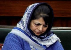 Citing Mehbooba Mufti's actions and words TS Bajwa, Ved Mahajan & Hussain A Waffa resigns from PDP