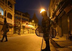 Night curfew extended to all districts of J&K, markets within municipal limits to open on an alternate basis with 50% capacity: LG Twitter handle