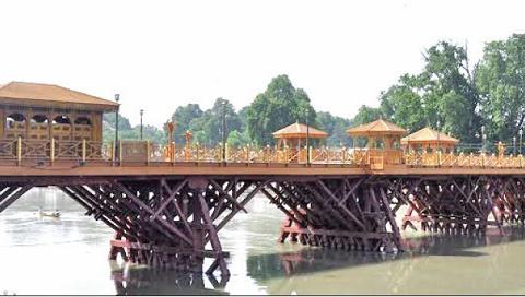 Srinagar the City of Bridges